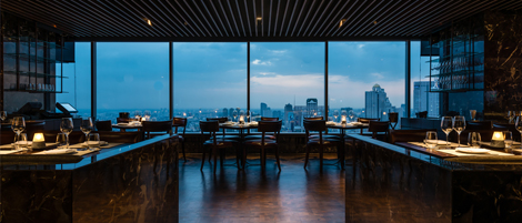 Chope restaurant reservations in singapore hong kong for Cloud kitchen beijing