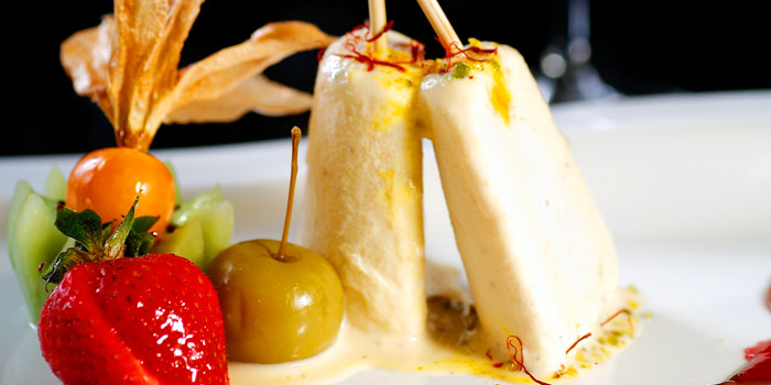 Kulfi from The Song of India in Newton, Singapore