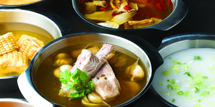 Hotpot Selection from JPOT Restaurant in Vivocity on HarbourFront Walk Singapore