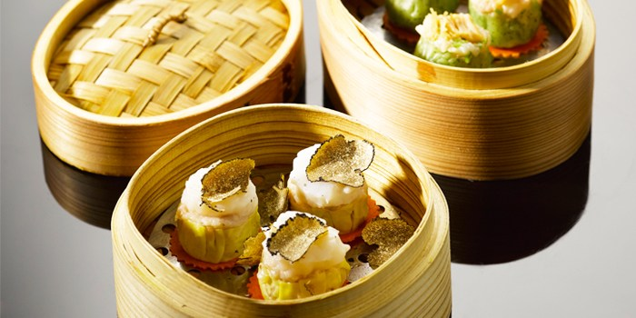 Dim Sum from Summer Palace serving Chinese cuisine in Regent Singapore in Tanglin, Singapore