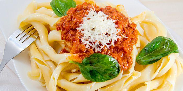 Sagne Pasta from Noti Restaurant on Club Street, Singapore
