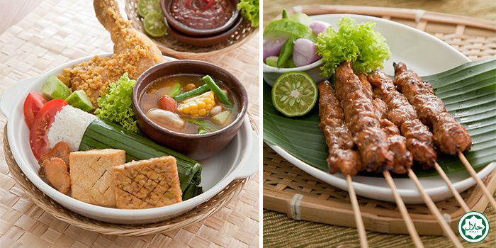 Sate Ayam from IndoChili on Zion Road, Singapore
