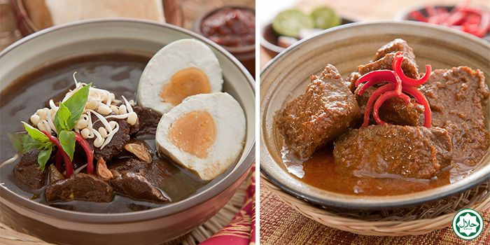 Rendang from IndoChili on Zion Road, Singapore