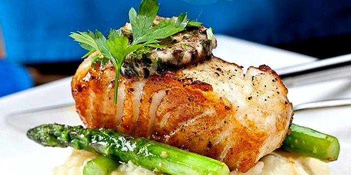 pan-roasted fillet of chilean sea bass scirocco hong kong soho