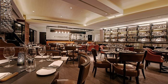 wooloomooloo steakhouse singapore chope restaurant
