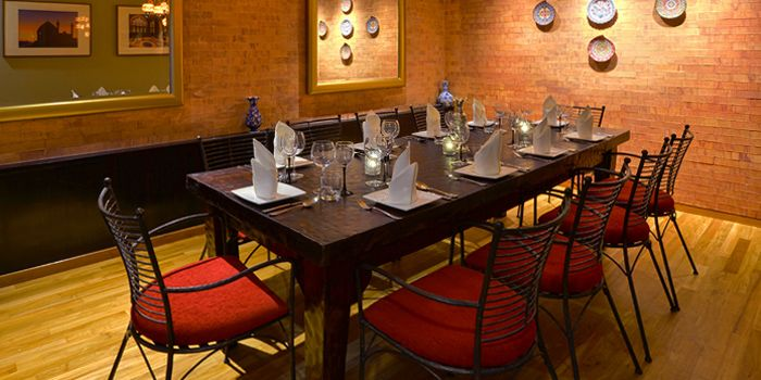 Shabestan chope restaurant reservations for Best private dining rooms hong kong