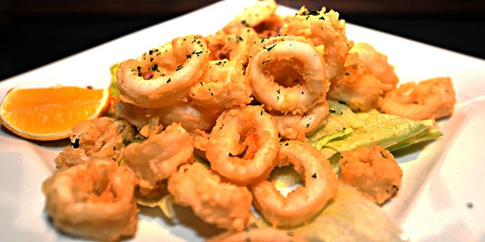 Calamari from Pasta Brava in Tanjong Pagar, Singapore