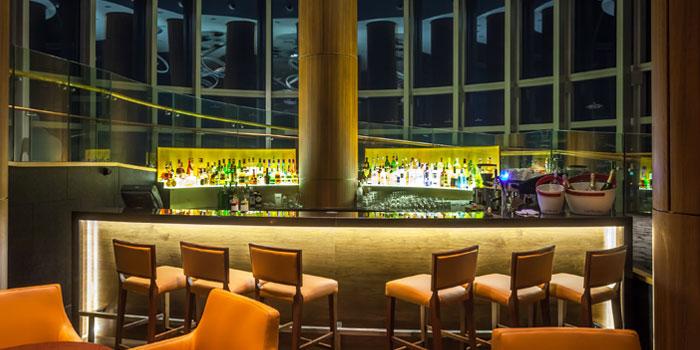 Bar of Salt grill & Sky Bar at ION Orchard, Singapore
