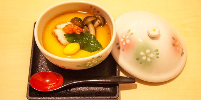 Shinzo japanese cuisine chope restaurant reservations for Asian cuisine singapore