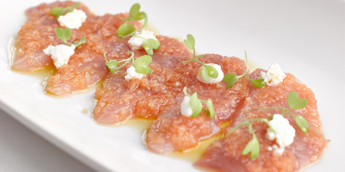 Tartare from Salt grill & Sky Bar at ION Orchard, Singapore