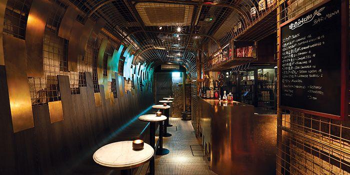 Bar in Bincho in Tiong Bahru, Singapore