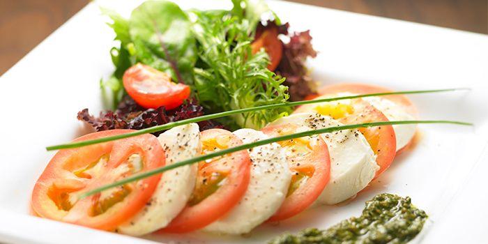 Caprese Salad from La Nonna (Holland Village) in Holland Village, Singapore