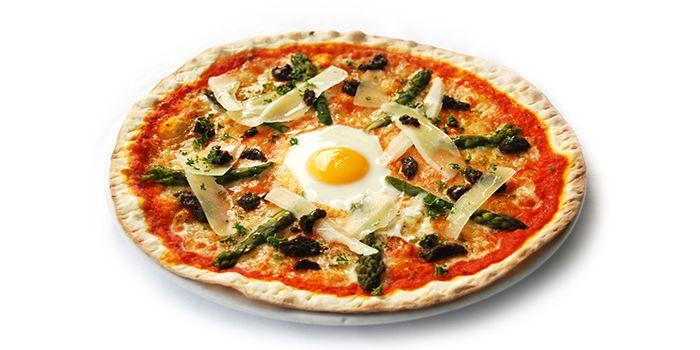 Pizza La Nonna from La Nonna (Holland Village) in Holland Village, Singapore