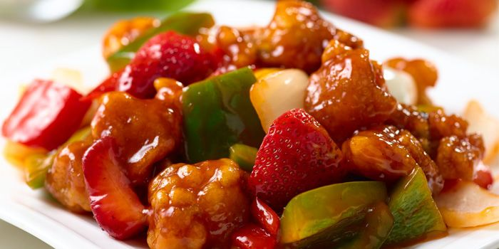 Sweet & Sour Pork Rib from Megan