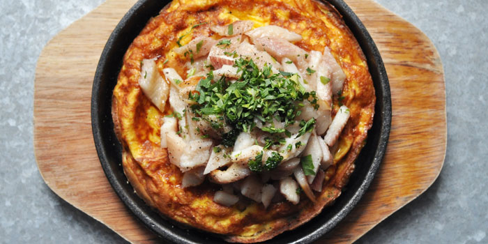 Spanish Tortilla from Lolla along Ann Siang Road, Singapore