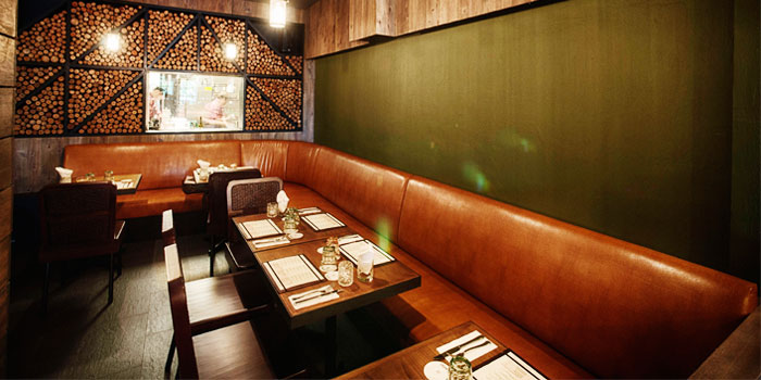 Rear Dining Room of Sugarhall on Amoy Street, Singapore