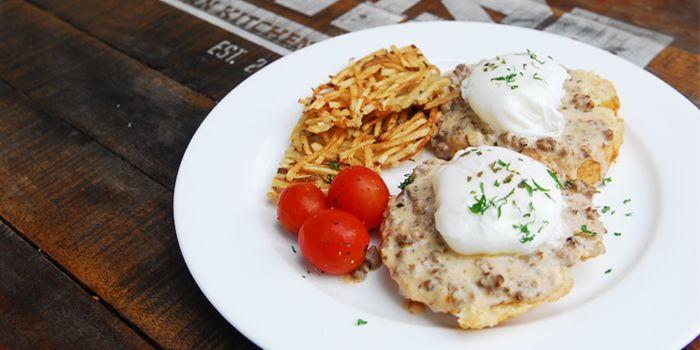 Biscuits and Gravy from The Beast in Bugis, Singapore