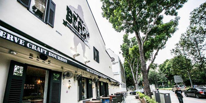 Exterior of The Beast in Bugis, Singapore