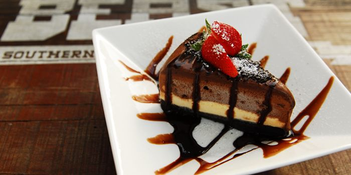 Mississippi Mud Pie from The Beast in Bugis, Singapore