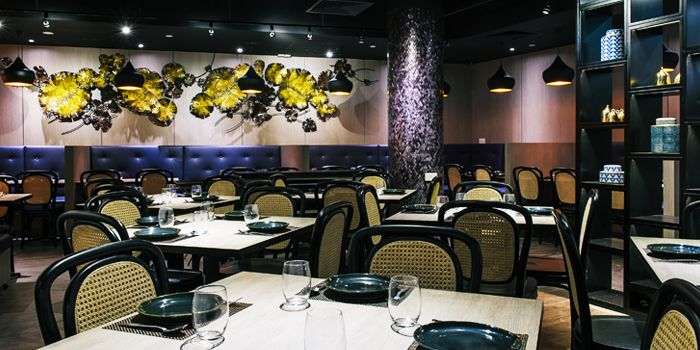 Dining Room in Nara Thai Cuisine (ION Orchard) in Orchard, Singapore