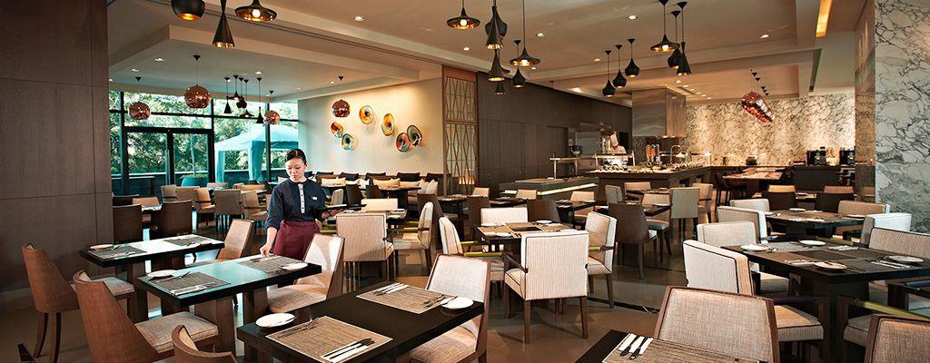PLATE, CARLTON CITY HOTEL SINGAPORE