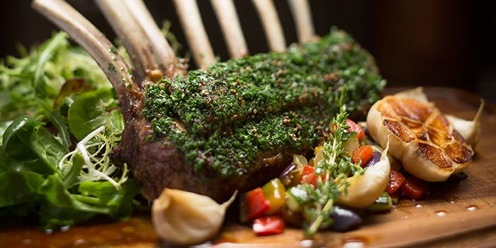 Lamb Rack from Shelter In The Woods in Bukit Timah, Singapore