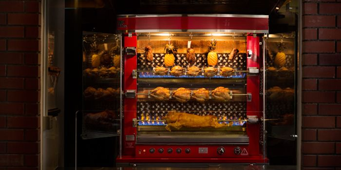 Rotisserie in Shelter In The Woods in Bukit Timah, Singapore