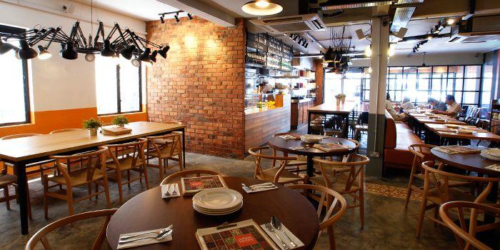 Zaffron kitchen east coast chope restaurant reservations for Cloud kitchen beijing