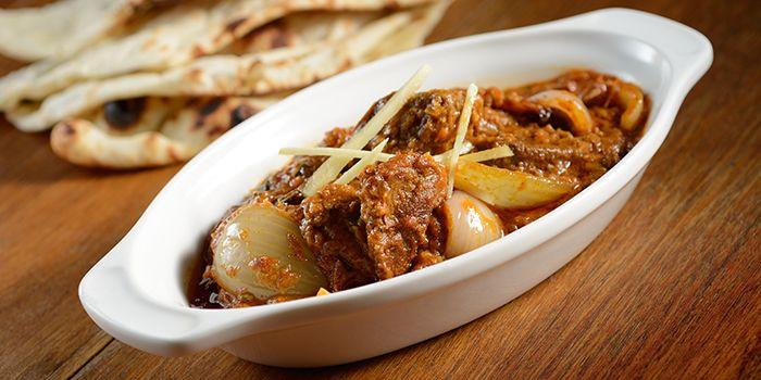 Mutton Dopiaza from Zaffron Kitchen (East Coast) in East Coast, Singapore