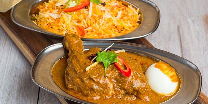 Chicken Biryani from Zaffron Kitchen (Westgate) in Jurong East, Singapore from Zaffron Kitchen (Westgate) in Jurong East, Singapore