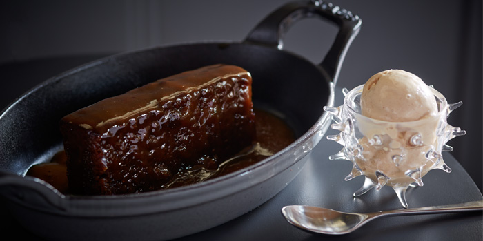 Sticky Toffee Pudding from The Pawn in Wan Chai, Hong Kong