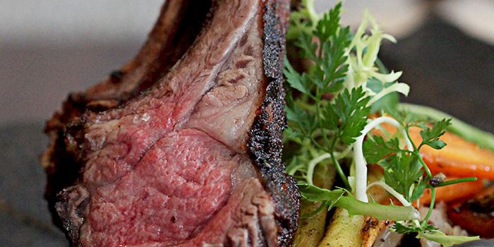 Frenched Lamb Rack from Tess Bar & Kitchen in Bugis, Singapore