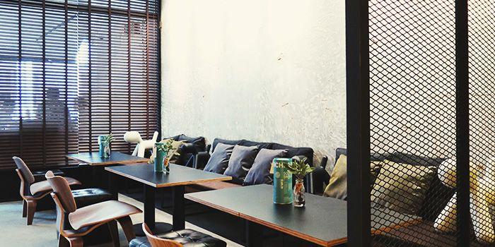 Front Lounge in Tess Bar & Kitchen in Bugis, Singapore