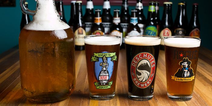 Signature Brews from Hungry Heroes in Farrer Park, Singapore
