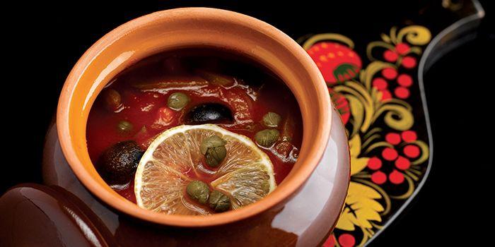Buyan Russian Restaurant & Caviar Bar