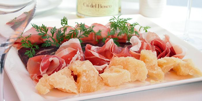 Brunch Cold Cuts from Senso Ristorante & Bar on Club Street in Tanjong Pagar, Singapore