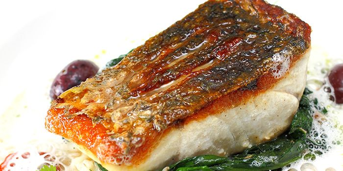 Sea Bass from from Picotin Express in Bukit Timah, Singapore