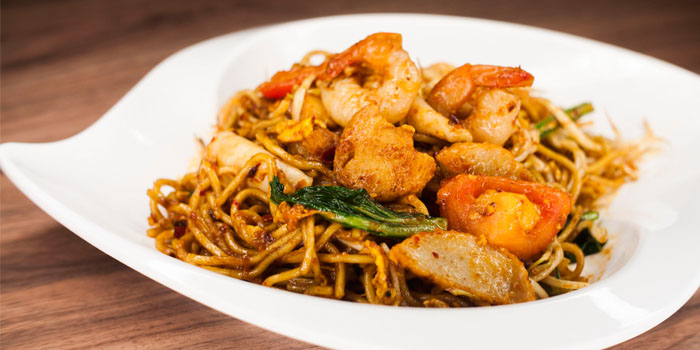 Fried Noodles from Uncle Leong Seafood (Punggol) in Punggol, Singapore
