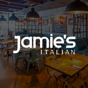 JAMIE'S ITALIAN SINGAPORE (VIVOCITY) | CHOPE RESTAURANT ...