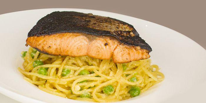 Salmon Pasta from Pasta J in Thomson, Singapore