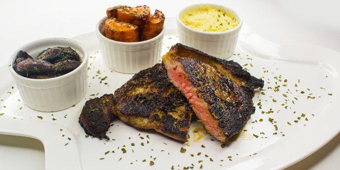 Steak from Pasta J in Thomson, Singapore
