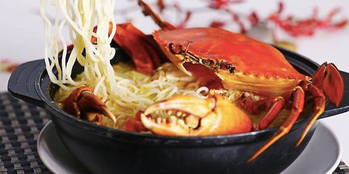 Crab Bee Hoon from Mellben Seafood (Toa Payoh) in Toa Payoh, Singapore
