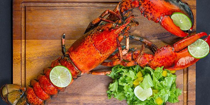Lobster from Charcoal Tandoor Grill & Mixology in Lower Sukhumvit, Bangkok