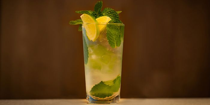 Mojito from Lobby Lounge & Bar at Holiday Inn Singapore Orchard City Centre in Orchard, Singapore