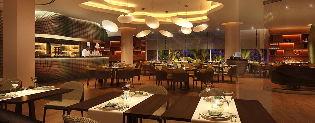 OPUS BAR & GRILL, ORCHARD ROAD