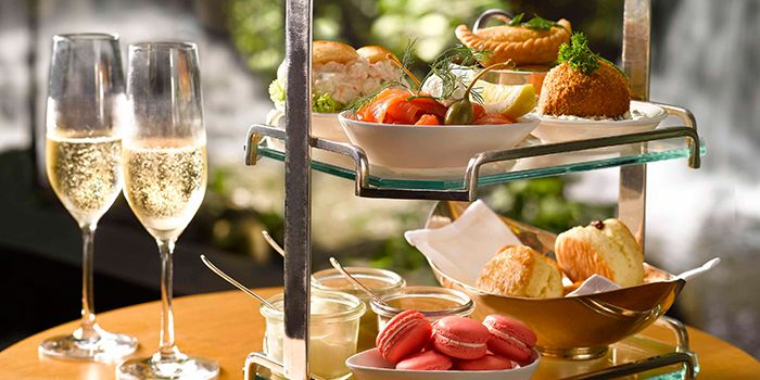 Afternoon Tea Tier from 10 SCOTTS in Grand Hyatt Singapore in Orchard, Singapore