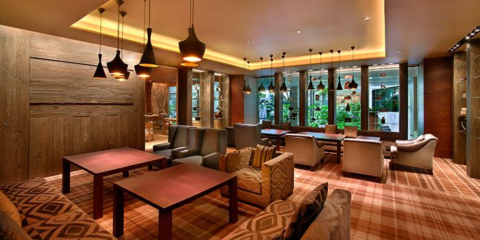 Collection Room in 10 SCOTTS in Grand Hyatt Singapore in Orchard, Singapore