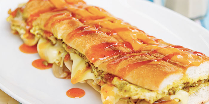 Roti John from Spize in River Valley, Singapore