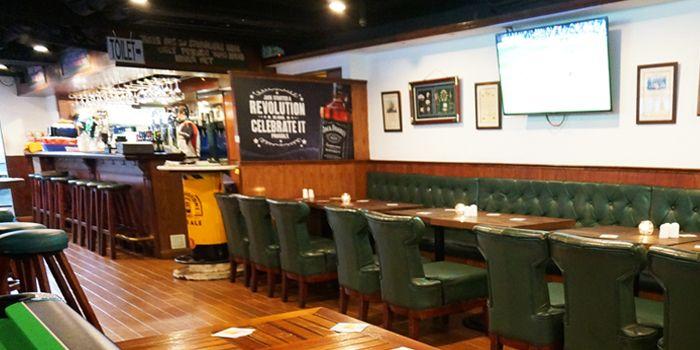 Trafalgar English Pub, Wan Chai, Hong Kong