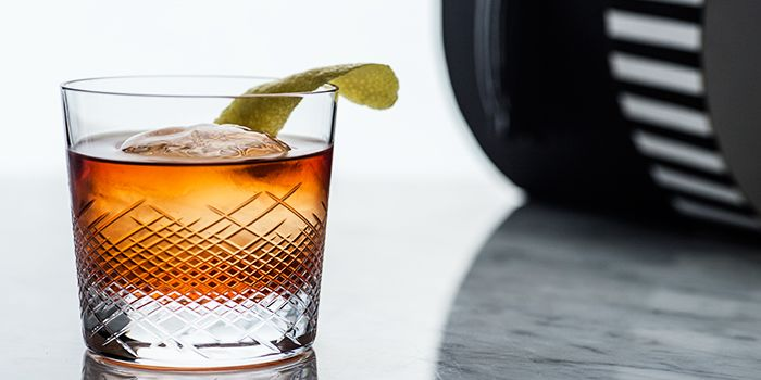 14th Boulevardier from VOGUE Lounge in Sathorn, Bangkok